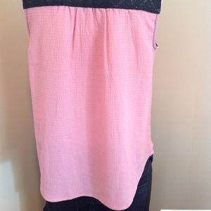 Pink Stitch Tops - Pink Stitch Top